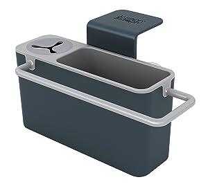 Joseph Joseph 85024 Sink Aid Self-Draining Sink Caddy, Gray