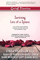 Grief Diaries: Loss of a Spouse Paperback