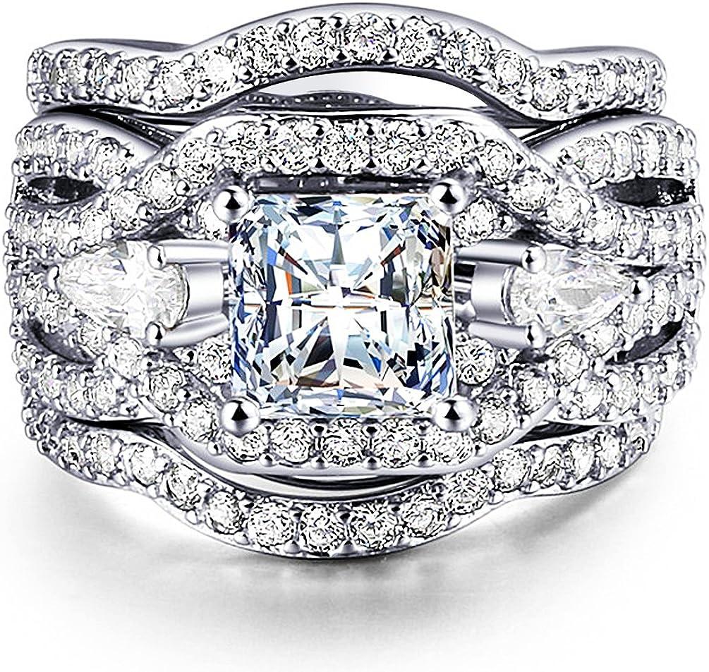 Halo Set Blue Oval Cut Diamond Ring  Annivevrsary Diamond Ring  Engagement Diamond Ring For Bride   Office Wear Diamond Ring For Women