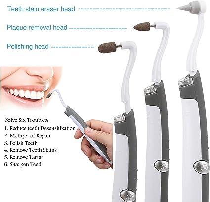 herramienta de exploración dental para agenesia dental en niños