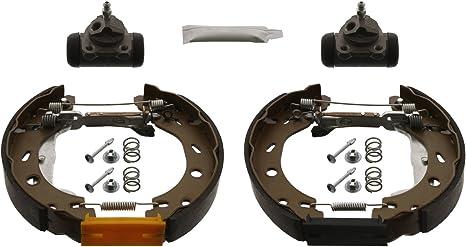 Febi Rear Wheel Speed ABS Sensor Genuine OE Quality Brake Replacement