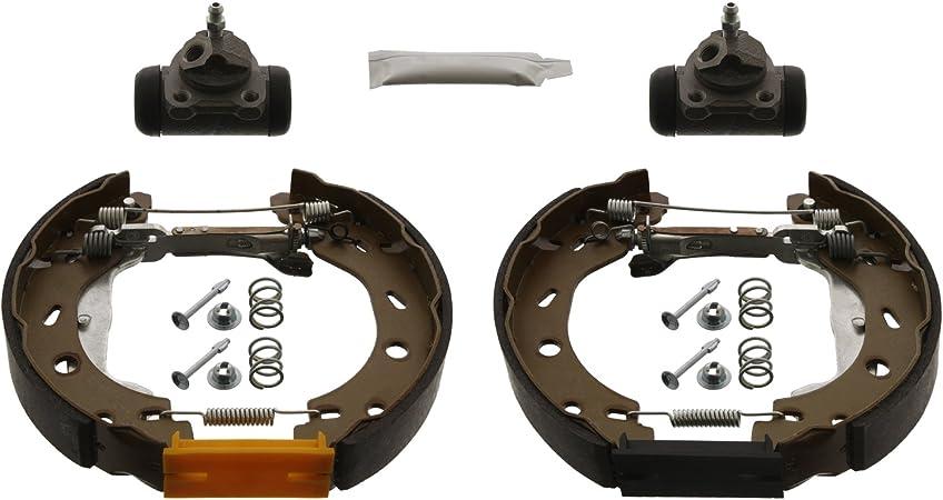 Febi Rear Brake Drum Hub Genuine OE Quality Replacement