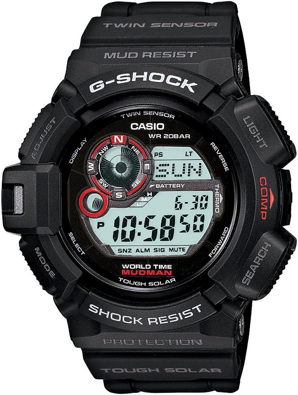 G-Shock Mudman Compass G9300