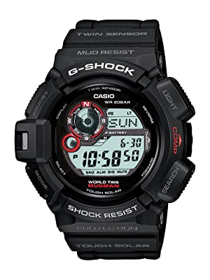 Casio Men's G9300-1 Mudman G-Shock Review