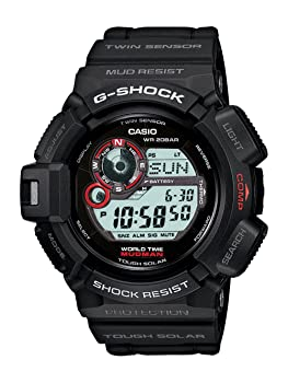 Casio Men's G9300-1 Mudman G-Shock Sport Watch