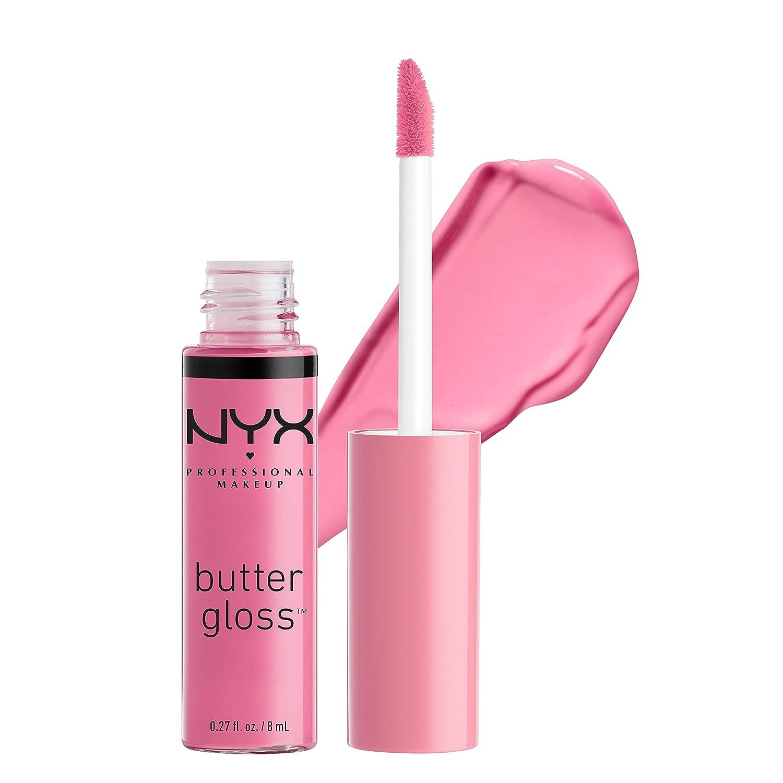 NYX Cosmetics Butter Lip Gloss Merengue