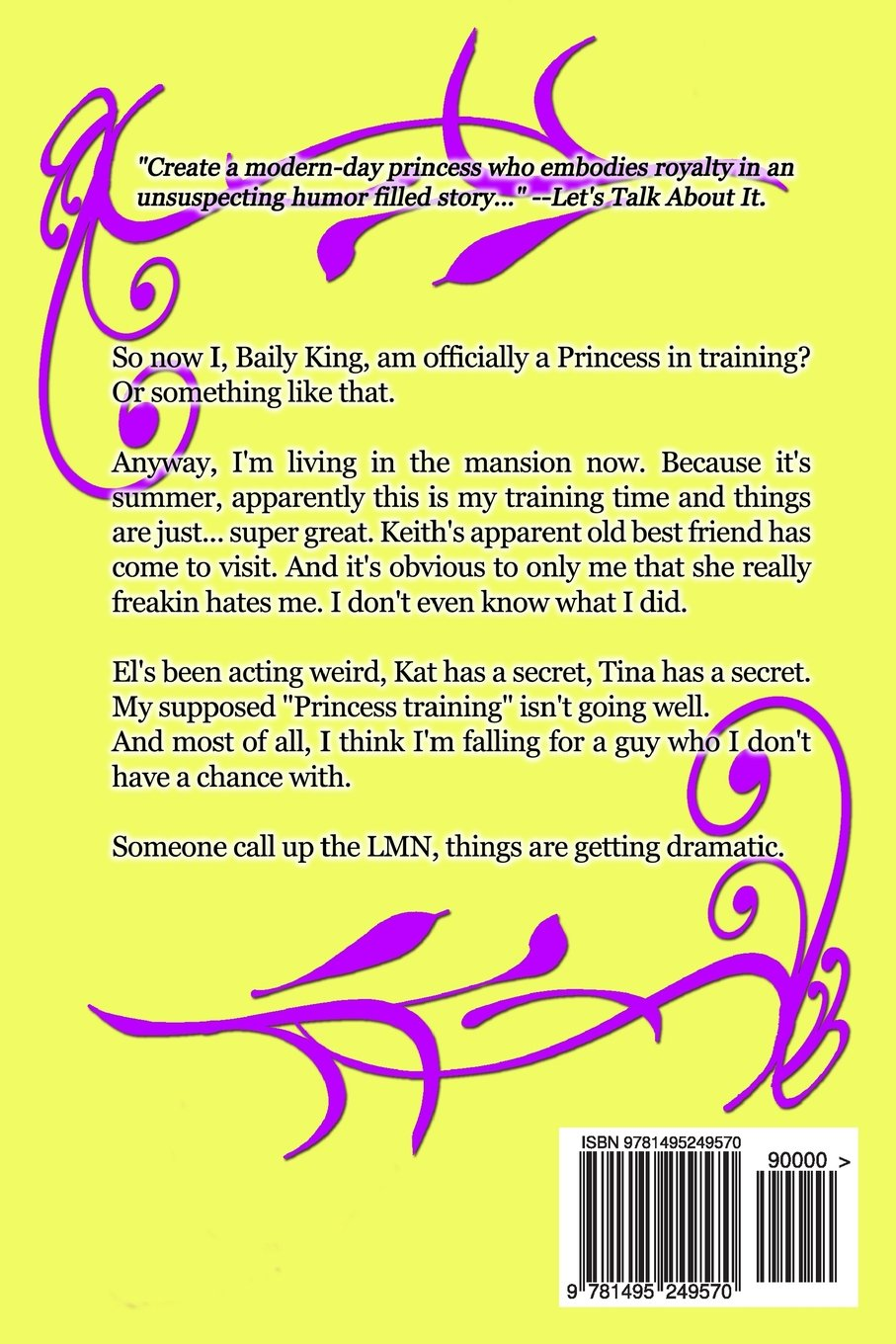 Amazon com: Princess?   So What? (The Princess Series) (Volume 2