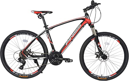 side facing merax finiss mountain bike