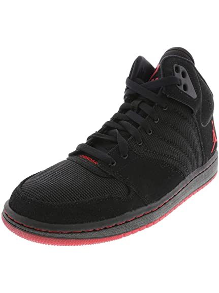 5ccaff91d3fd Nike Air Jordan 1 Flight 4 PREM Mens Hi Top Basketball Trainers 838818  Sneakers Shoes (