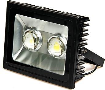 Foco proyector LED 100 w (resistente a la intemperie) equivalente ...