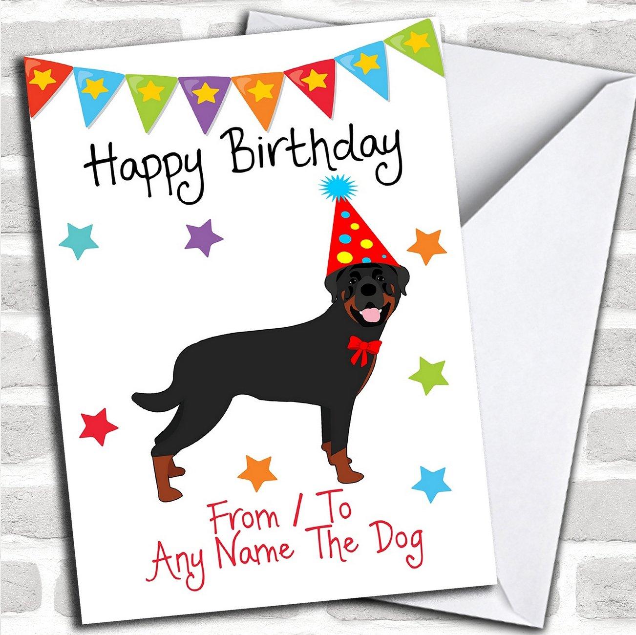 Amazon.com: A partir de mascota perro Rottweiler ...