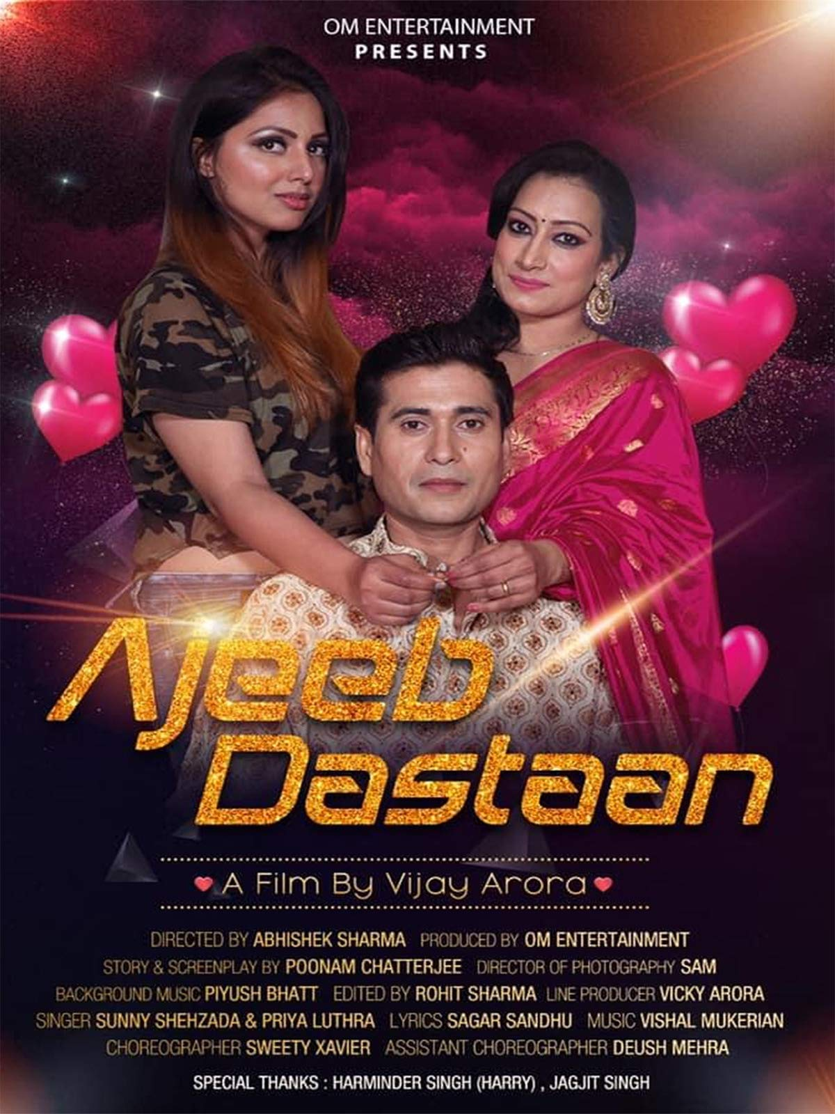 Ajeeb Dastaan - A Film By Vijay Arora