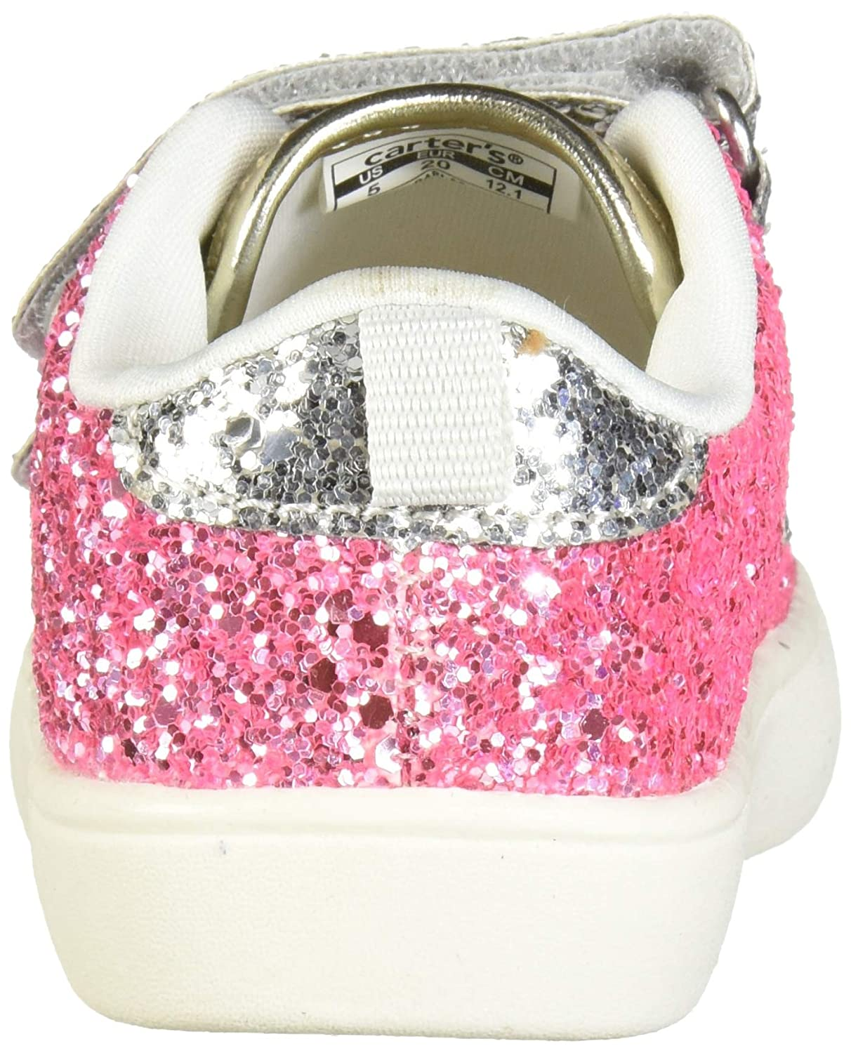 Amazon.com: Carters Kids Darla - Zapatillas para niña con ...