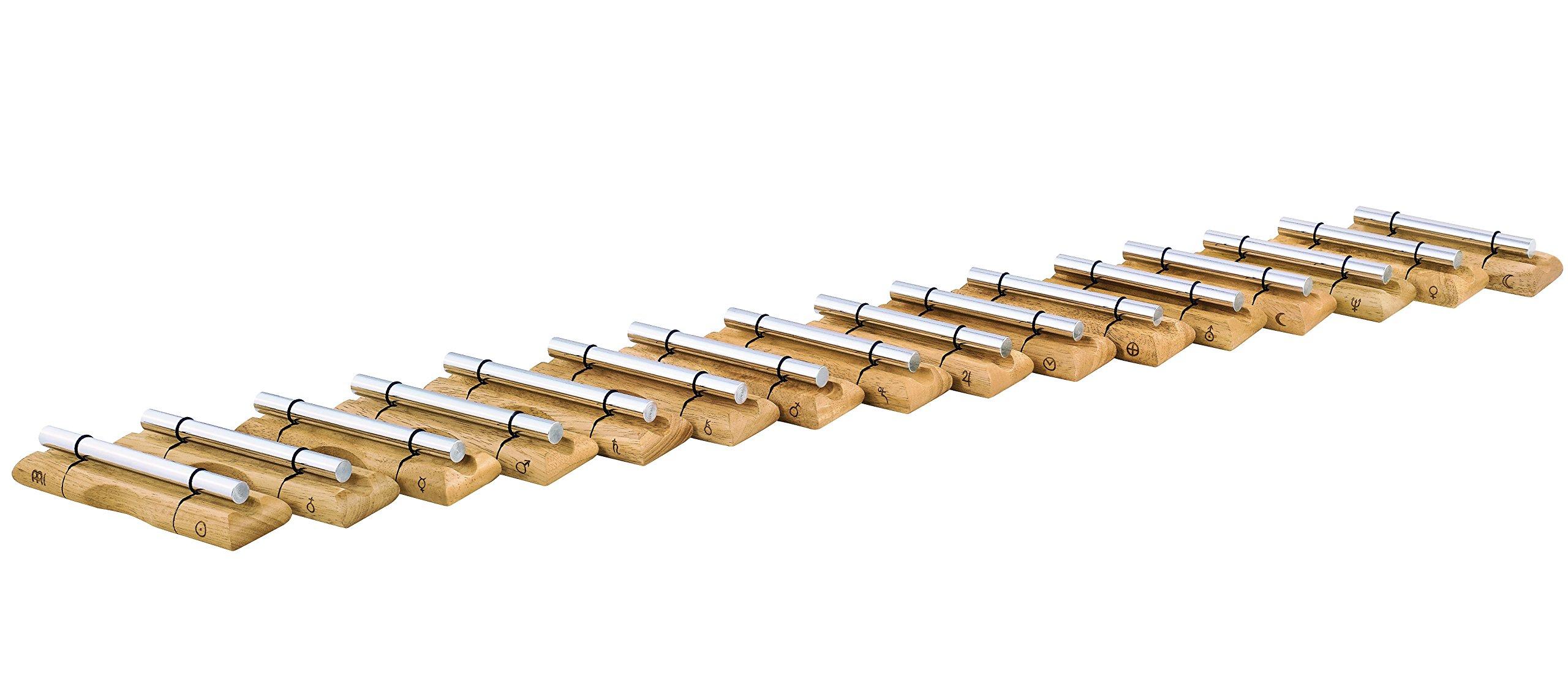 Meinl Sonic Energy EC-SET-16 Energy Chime Set, 16-Pieces by Meinl Sonic Energy