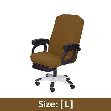 Amazon.com: SARAFLORA - Fundas elásticas para silla de ...