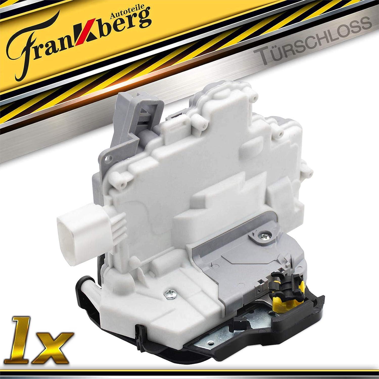 Stellmotor Türschloss Zentralverriegelung 8 Polig Hinten Links Für A3 A4 A6 A8 Allroad Avant Exeo 2002 2013 4f0839015a Auto
