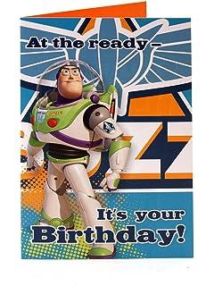 Disney Anniversaire De Woody Star De Toy Story Carte Danniversaire