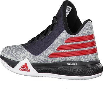 adidas – Zapatillas de Baloncesto para niños luz Em Up 2 J, niña ...