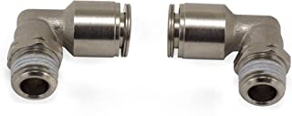 "product image for Air Lift 21848 1/8"" Male x 1/4"" NPT Elbow Fitting"