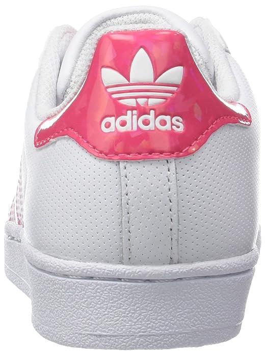 big sale 5d5a0 e3e55 adidas Unisex Kids  Superstar Trainers  Amazon.co.uk  Shoes   Bags