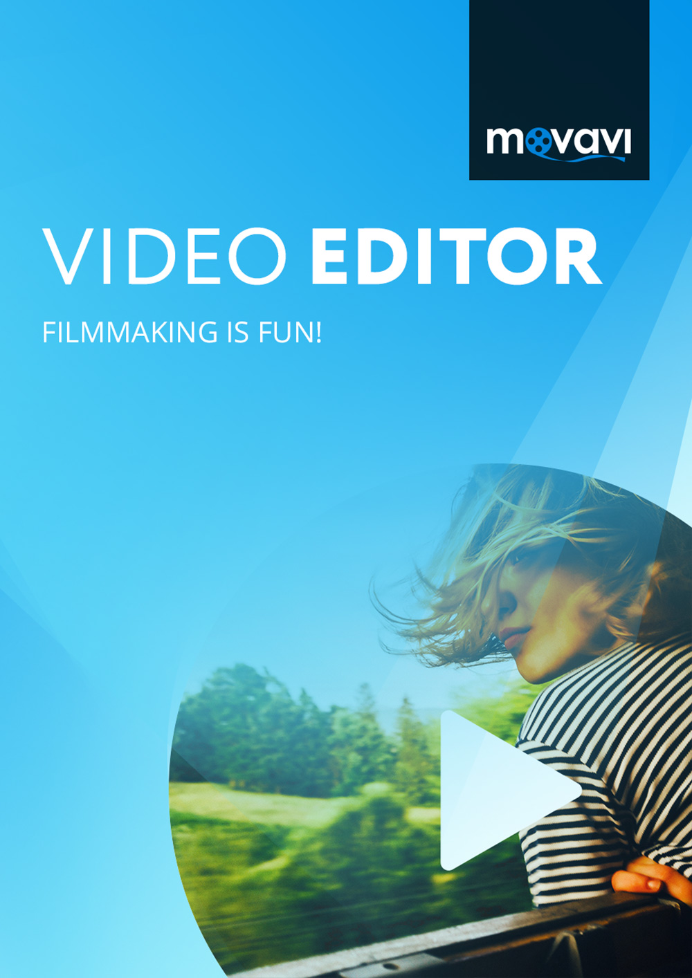 Movavi Video Editor 14 Personal Edition [Download] (Windows Video Editing Software)