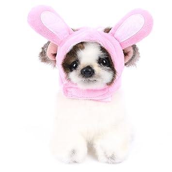 Conysan Girasol estilo de dibujo animado gorros para mascotas,Gorros para mascotas gatos perros,
