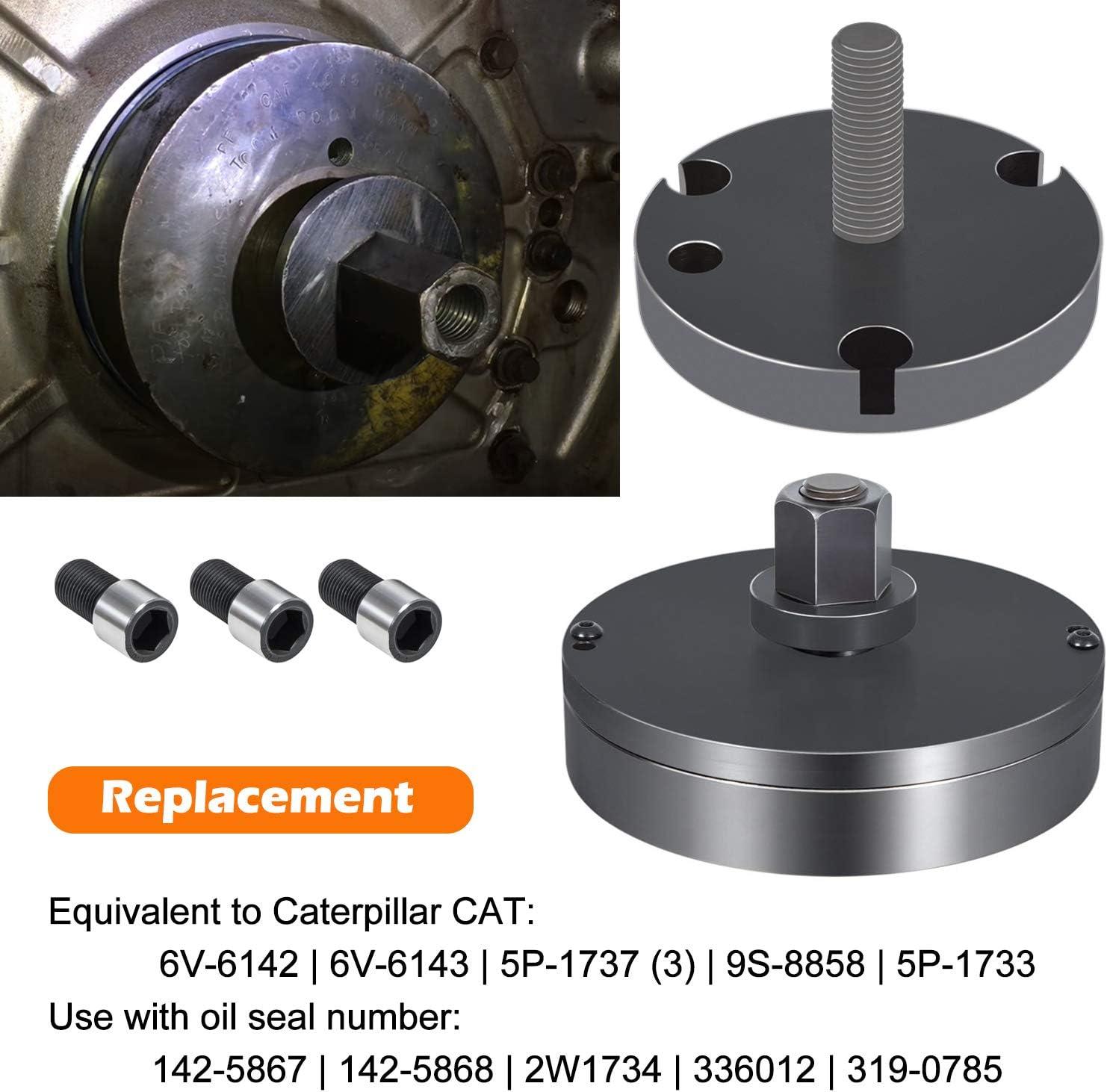 Bonbo 3406 Diesel Front /& Rear Crankshaft Seal Wear Sleeve Installer for CAT Caterpillar 3406 3408 C-15