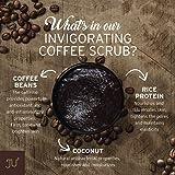 Juara Invigorating Coffee Scrub - 8 oz
