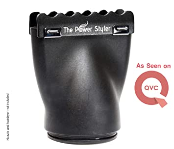 Hair Dryer Nozzle Ceramic Attachment for your Blow Dryer, for Women, create Smooth,