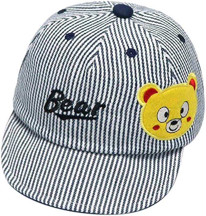 Gorra Beisbol para bebé, Bebes niña niño Sombrero de protección ...