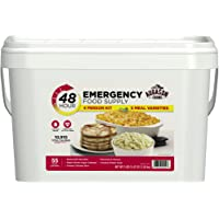 Augason Farms Emergency 4-Person 48-Hour Food Supply