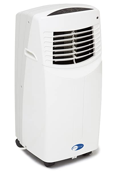 Whynter 8,000 BTU Eco Friendly Portable Air Conditioner, White (ARC 08WB)