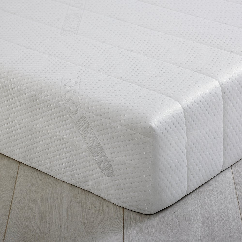 Memory foam mattress (2ft6 x Small Single) Code PC051 Starlight Beds Ltd