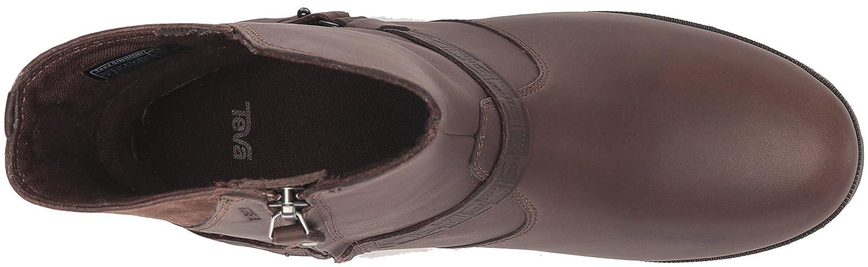 Teva Delavina Delavina Teva Niedrig-Mosaic Kurzschaft Stiefel, grau, 35 EU M Damen Braun (Dark Braun- Dkbdark Braun- Dkb) d2149f