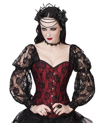 Vintage Goth - Camisas - para mujer