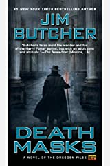 Death Masks (The Dresden Files, Book 5) Kindle Edition
