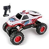 KidiRace Remote Control Car RC Rock Crawler - All Terrain- With 3 Powerful Motors -Off Road Race Car