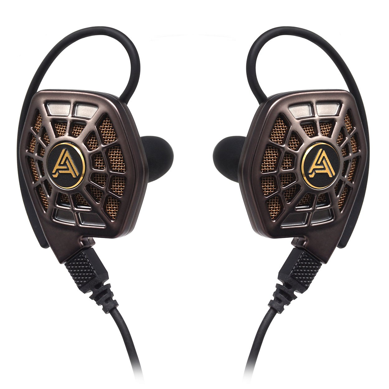 Audeze iSINE20 In Ear | Semi-Open Headphone | With Cipher cable and Standard cable by Audeze