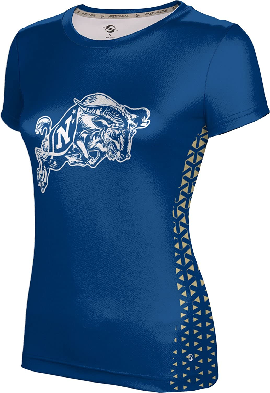 ProSphere United States Naval Academy Girls Performance T-Shirt Geometric