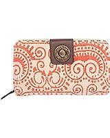 Velez Genuine Full Grain Leather Trifold Wallet for Women ...