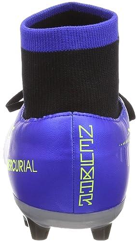 best deals on 1e9e0 8b683 Nike Jr Mercurial Vctry6 DF NJR Agp, Zapatillas de Deporte Unisex para  Niños  Amazon.es  Zapatos y complementos