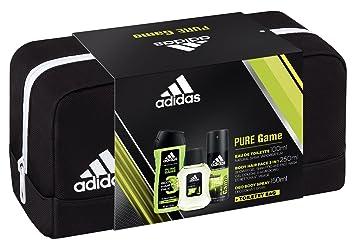 100 De Coffret Produits 3 Game Eau Pure Toilette Adidas Ml xY8Rpq8