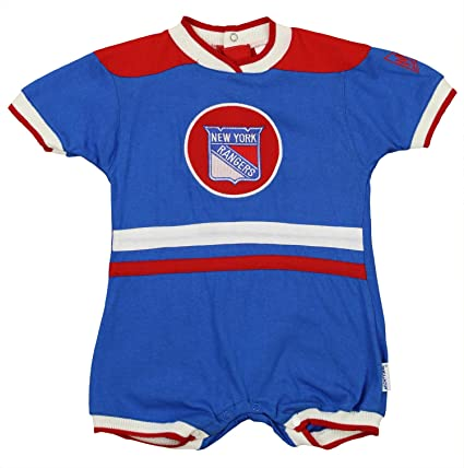 Amazon.com  Mighty Mac New York Rangers NHL Baby Boys Infant Large ... 6764721d7