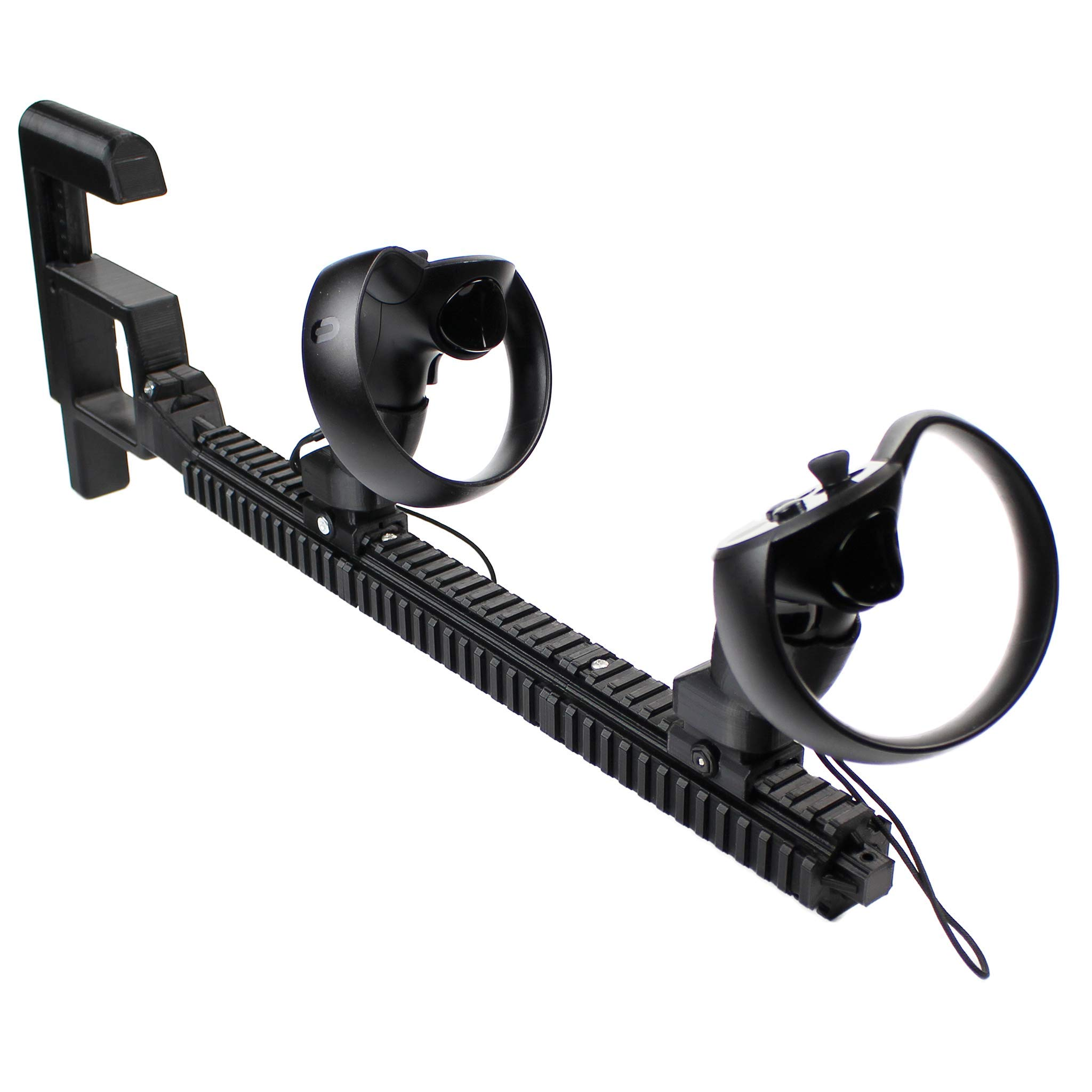 VR Controller Stock Rifle Adapter for Oculus Rift