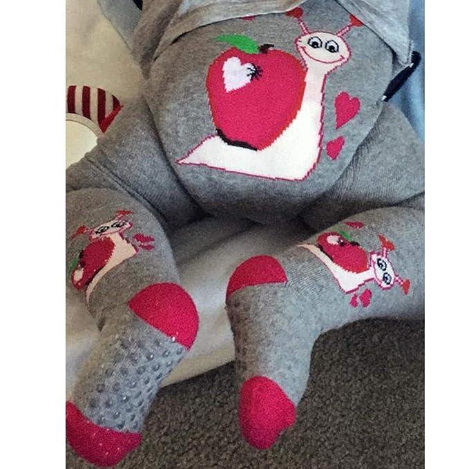 CISIO Baby Tights Medias espeluznantes con motivos animales Hippo Beetle WauWau o Elephant
