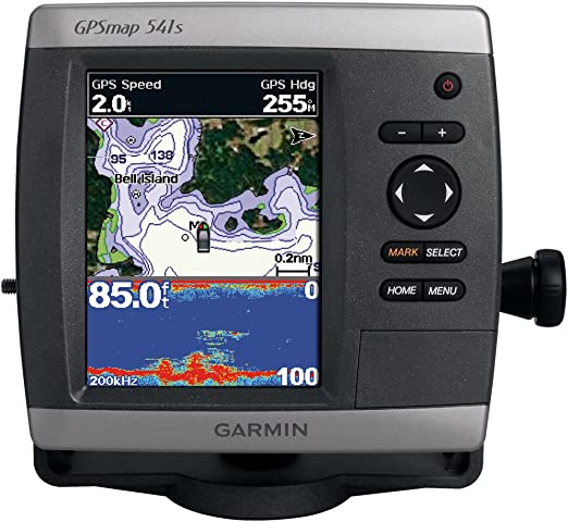 Garmin GPSMAP 541s - Navegador GPS (3D, 12,7 cm (5