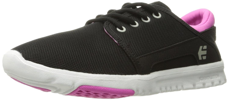 Etnies Womens Scout Sneaker B01MATABCT 5 B(M) US|Black/Pink/Pink