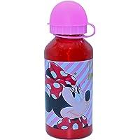 Duradera ECOLIFE Botella de Agua de Acero Inoxidable para ni/ños 400 ml para la Escuela al Aire Libre dise/ño de mar Azul Tapa f/ácil de Abrir Ligera sin BPA