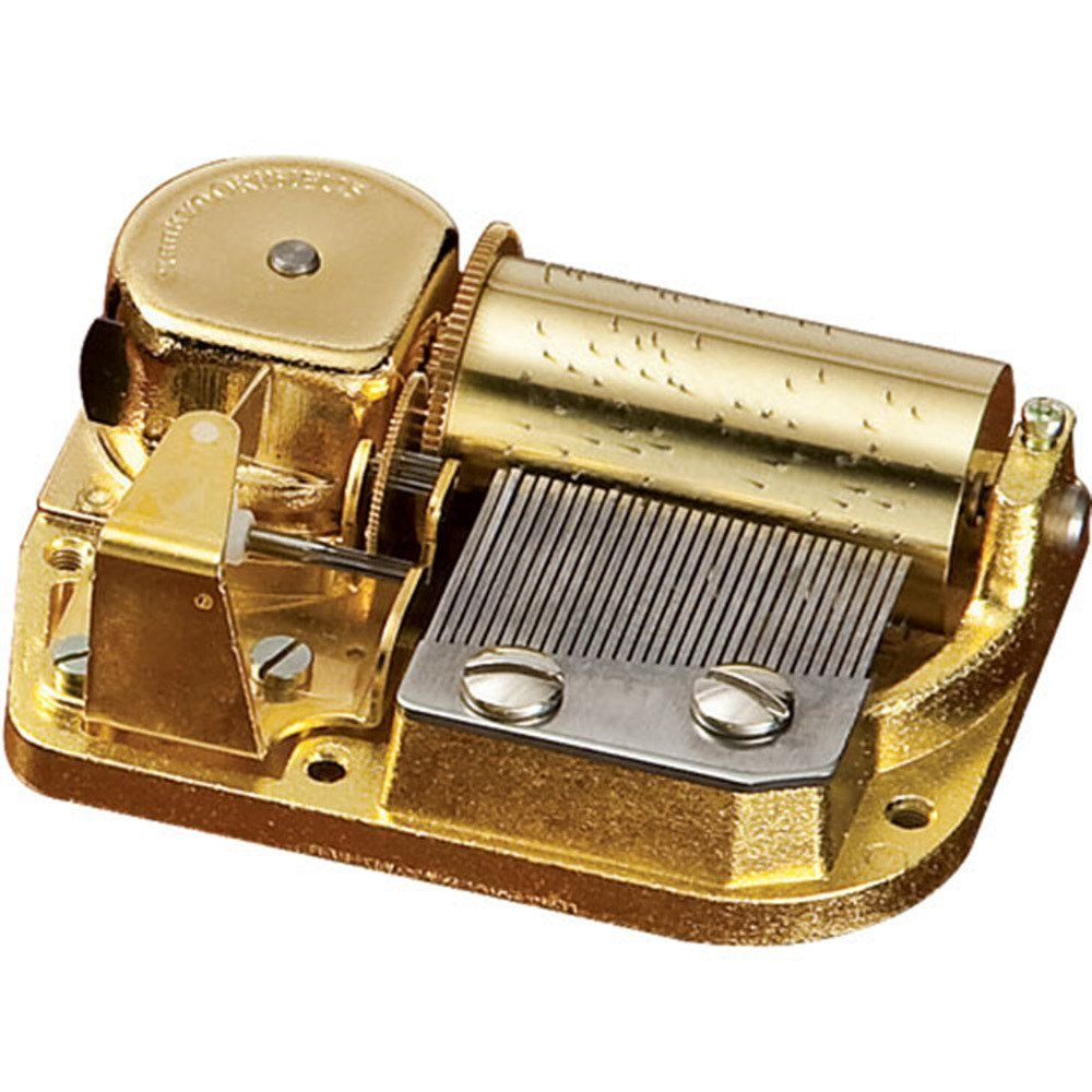 30-Note Musical Movement w/FREE Music Box Plan by Rockler