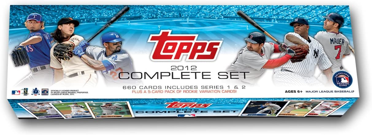 B000096OBI MLB 2012 Topps Baseball Retail Card Factory Set 71Dt6ASmCML.SL1250_